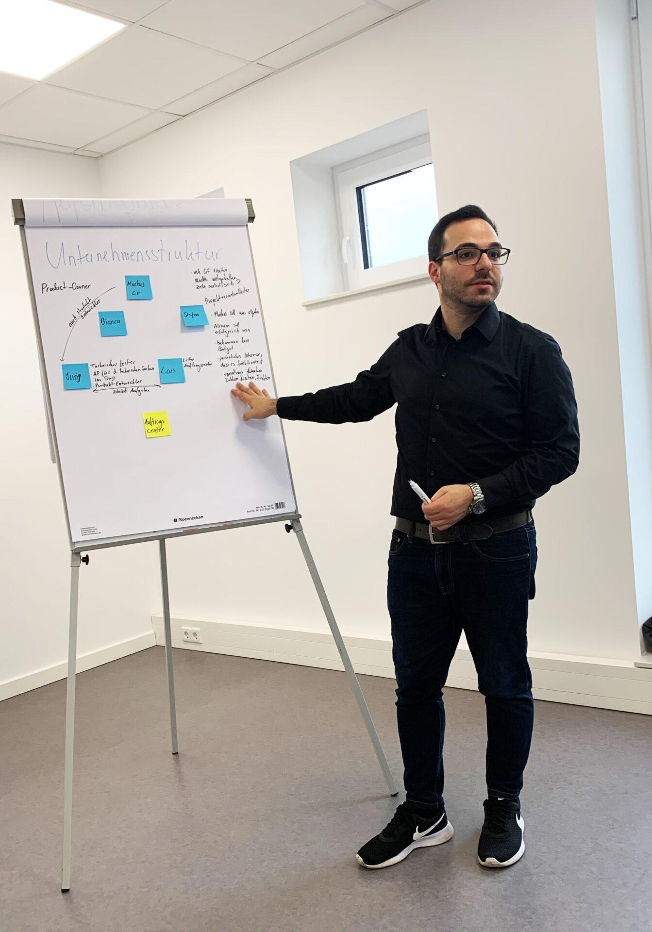 Strategie Workshop Markenkommunikation Halis Hazar